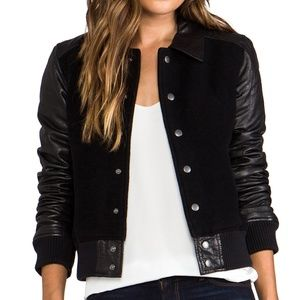 Current Elliott Varsity Jacket
